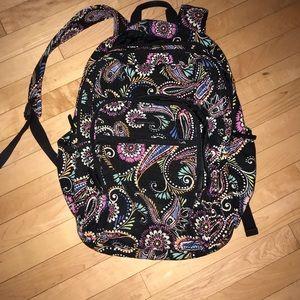 Largest Vera bradly backpack